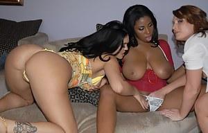 Best Lesbian Interracial Porn Pictures